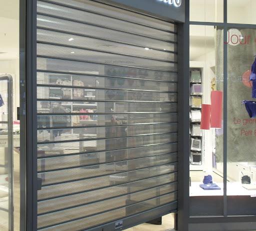 rideau métallique magasin - RM31